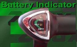 ebike battery power indicator