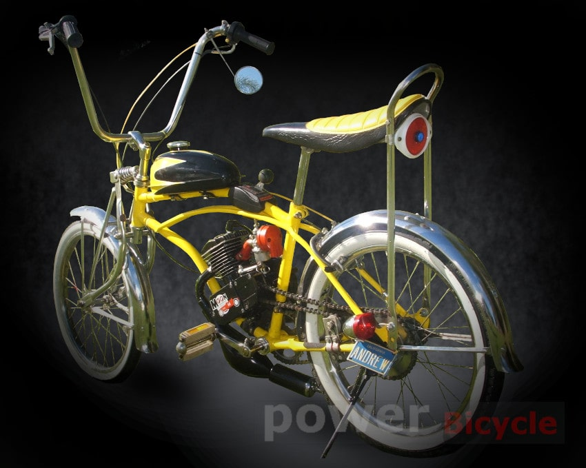 Huffy Dragster banana seat chopper bicycle