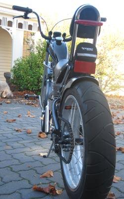 Schwinn Chopper with fat tire