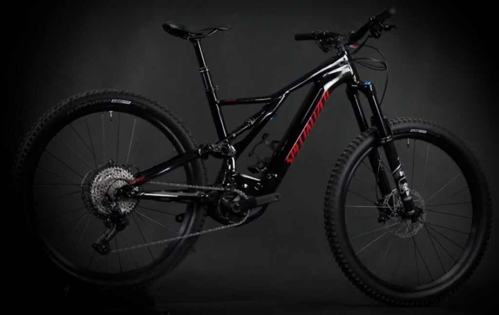 Turbo Levo Competition e-MTB from Specialized