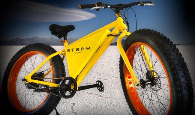xtreme fat tire hunting electric bike
