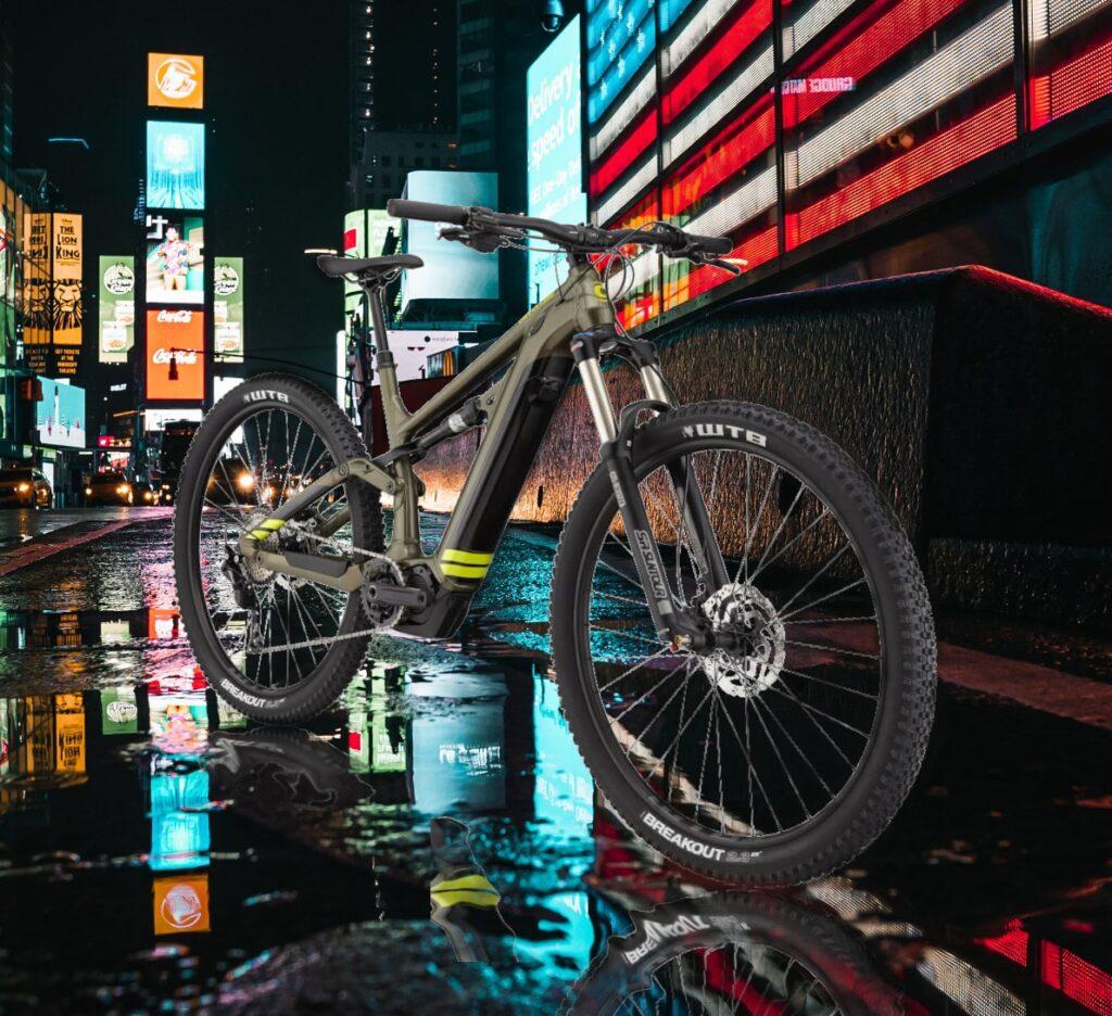 Cannondale electric bike, Moterra Neo 5