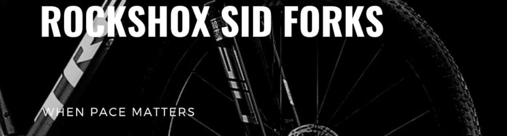SID Ultimate forks on Trek mountain bike